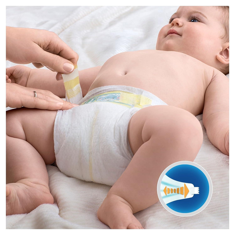Dodot Protection Plus Sensitive Kit Recién Nacido (28 x Talla 1 + 68 x Talla 2 + 54 Toallitas Sensitive): Amazon.es: Salud y cuidado personal