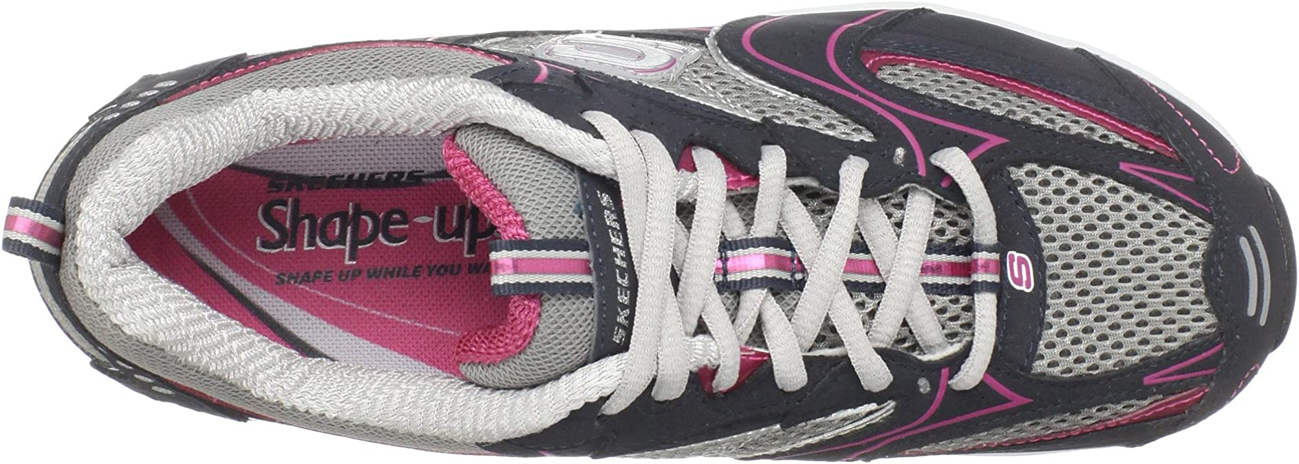 Skechers Shape ups XF Accelerators 12320 BKSL Baskets mode