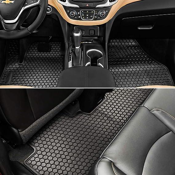 2101132 Gray PantsSaver Custom Fit Car Mat 4PC