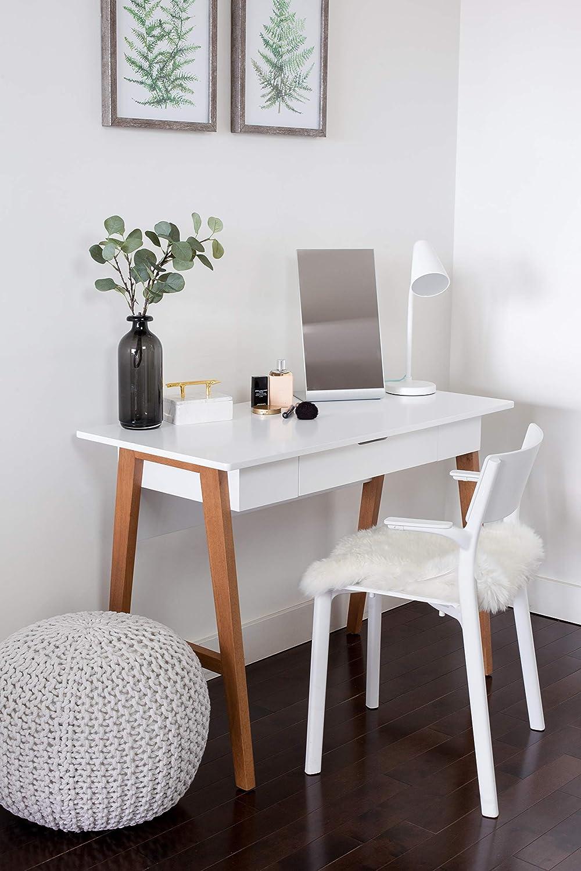 Amazon.com: Scandinavian Style Computer Desk, Console Table,Vanity ...