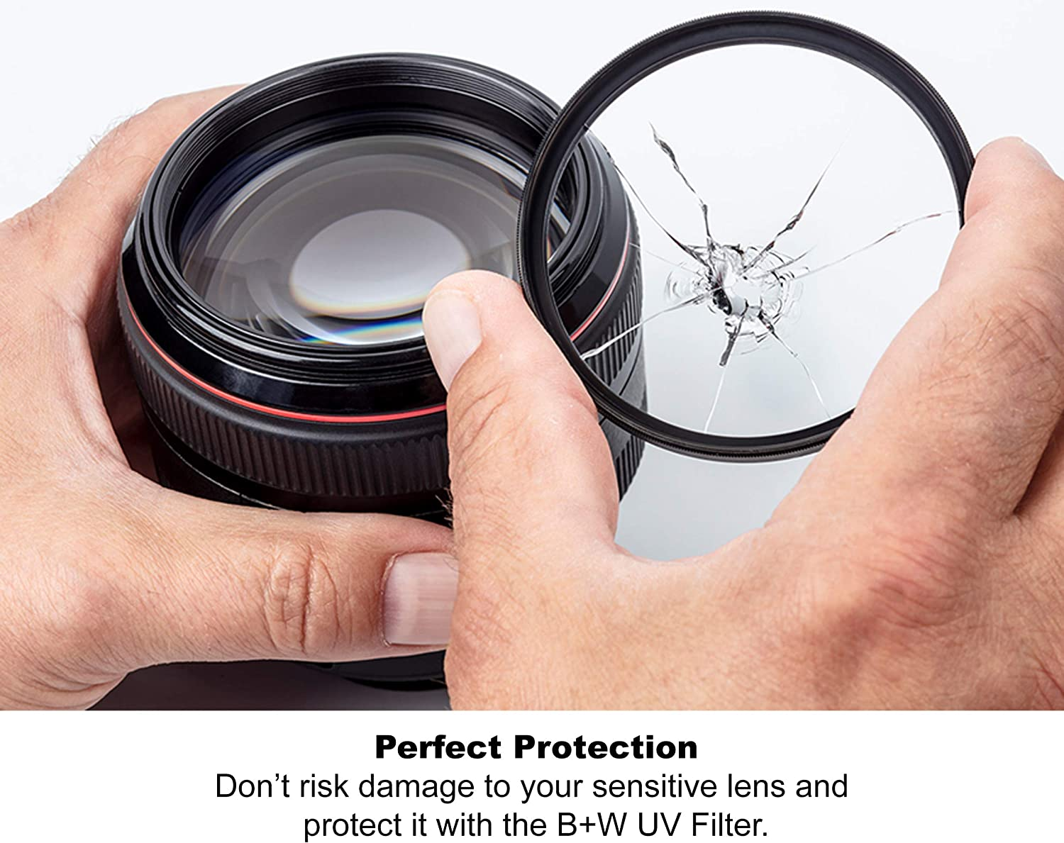 UV Ultraviolet Clear Haze Glass Protection Protector Cover Filter for Olympus M.Zuiko 17mm f2.8