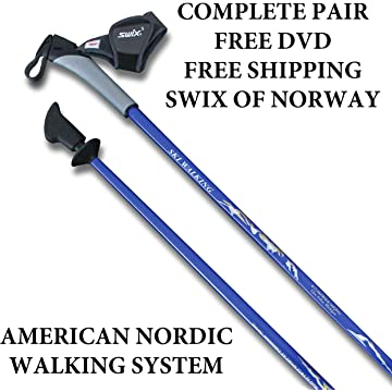 reliable American Nordic Walking System