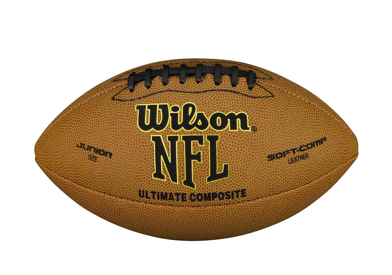 5521c495c9f Wilson Ultimate Composite NFL Junior Football