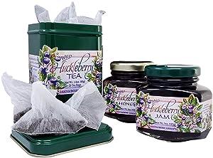 Wild Huckleberry Tea Time Gift Set