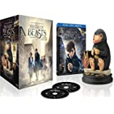 Animales Fantásticos y Dónde Encontrarlos: BR+DVD+Niffler Figurine (Amazon Exclusive) [Blu-ray]