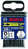 Bosch ITT20215 15 pc. Impact Tough 2 In. Torx #20
