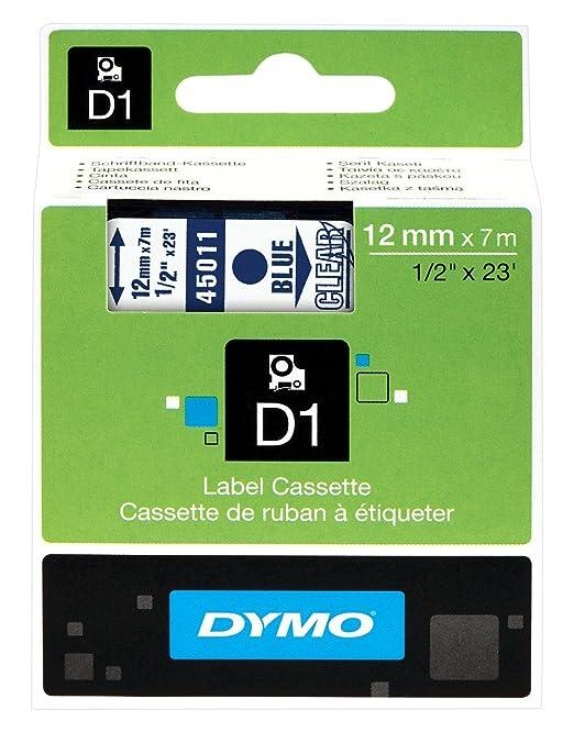 86 opinioni per Dymo D1 etichette autoadesive per stampanti LabelManager, rotolo da 12 mm x 7 m,