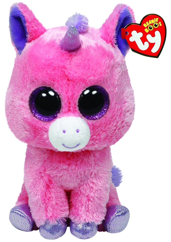 Ty - Peluche Beanie Boos, Unicornio mágico, de 70 cm, Ref TY99993: Amazon.es: Juguetes y juegos
