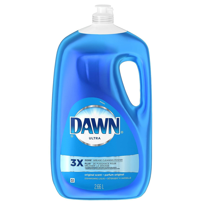 Dawn Ultra Dishwashing Liquid, Original, 2.66 L packaging may vary: Amazon.ca: Health & Personal Care