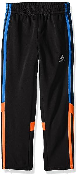 09db39bf0 Amazon.com: adidas Toddler Boys' Striker Soccer Pant, Black/Blue, 2T ...