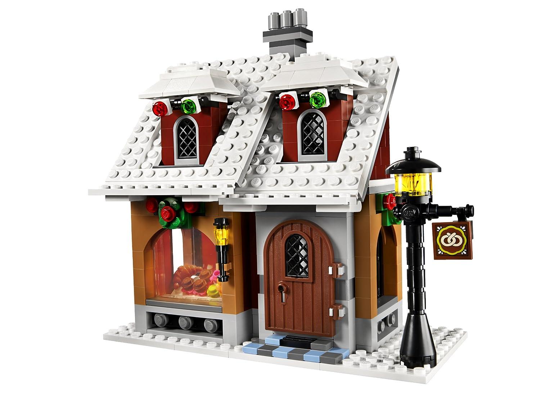 LEGO Creator Holiday Bakery 10216