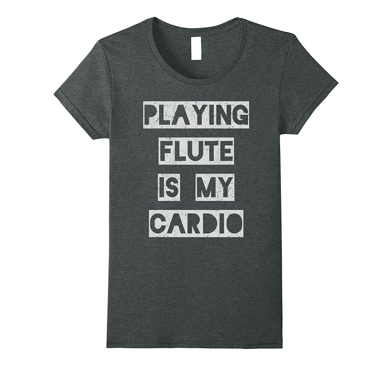Playing flute is my cardio T-Shirt