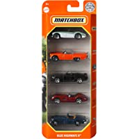 Matchbox Vehicles 5-Pack (Styles May Vary), multi color (C1817)