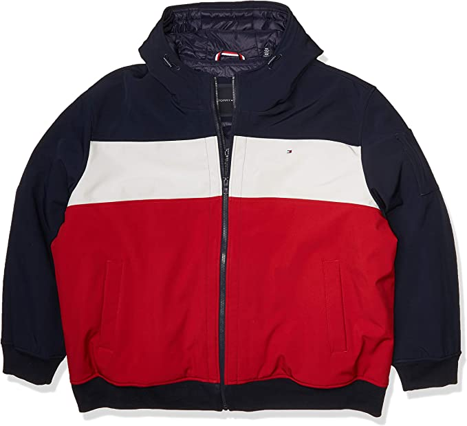 Standard and Big /& Tall Tommy Hilfiger Mens Classic Polar Fleece Jacket