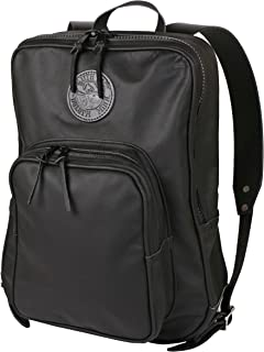 product image for Duluth Pack All Leather Daypack (Black Leather)