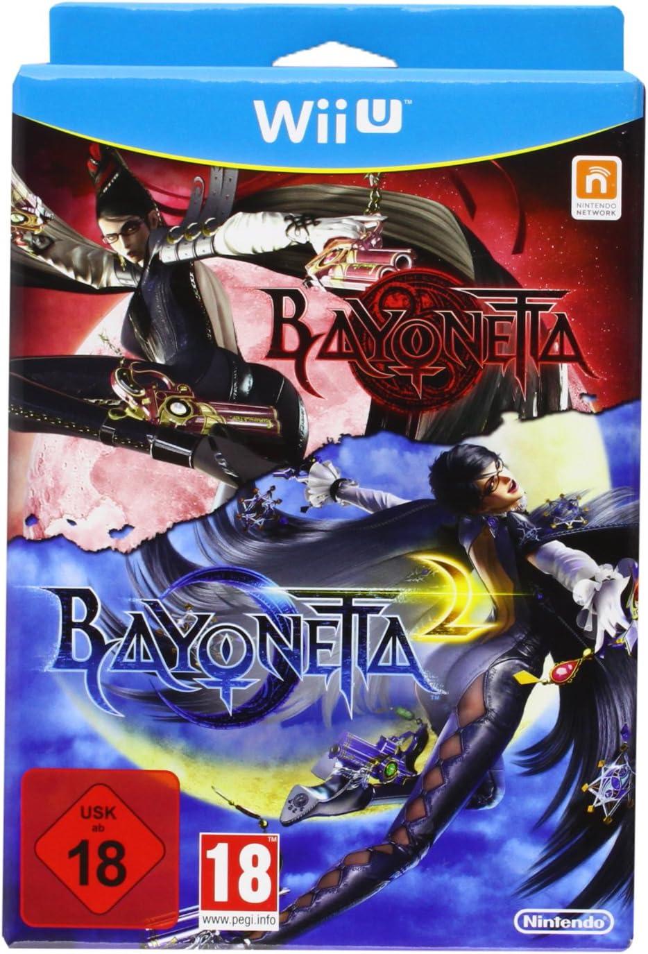 Bayonetta 1 + 2 - Special Edition: Amazon.es: Videojuegos