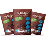 Mydaily High Protein Slim Meal Replacement Shake For Weight Loss (Chocolate) - 345G