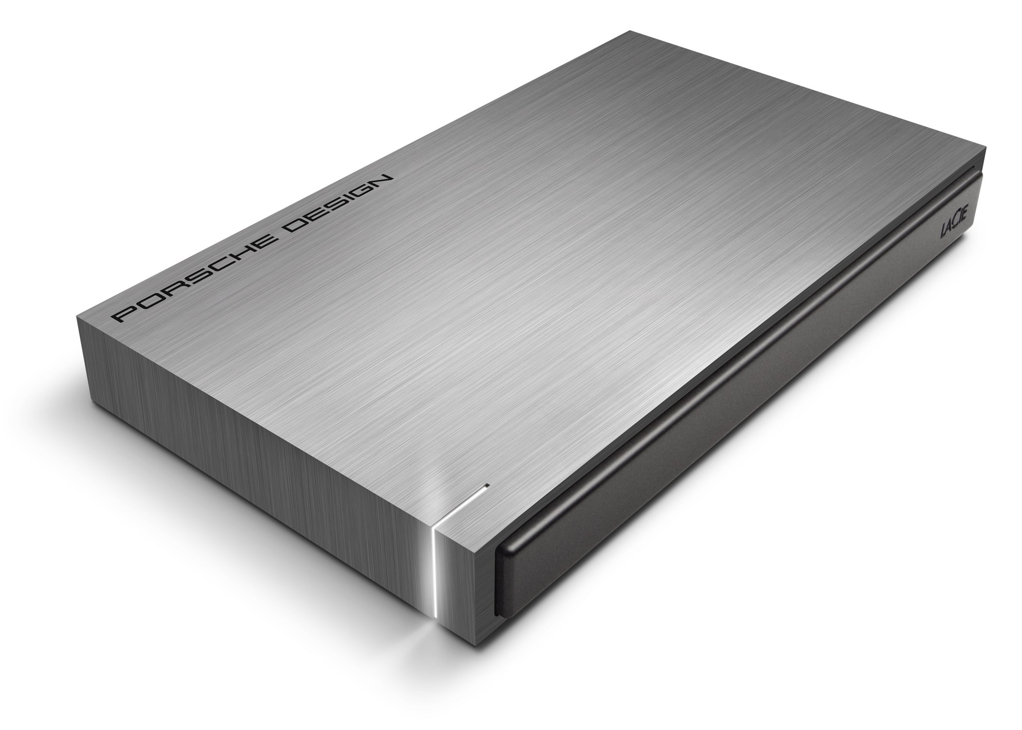 Lacie Porsche Design 2TB 3.0 USB Mobile External Hard Drive