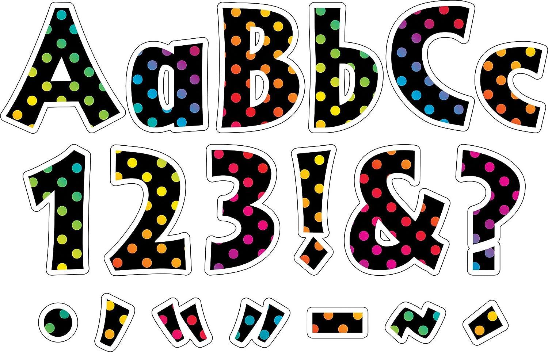 Barker Creek 10,2 cm Letter Letter Letter pop-outs 2 confezione Oltre l'arcobaleno | Bella apparenza  | Acquisti  | Prima qualità  | Colore molto buono  | economia  | Prezzo Moderato  | On-line  | Moderno Ed Elegante Nella Moda  | vendita all'asta  | diversità bf1466
