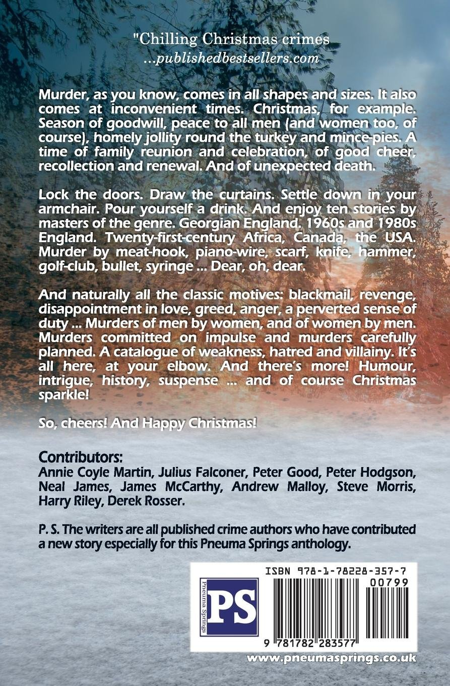 An Anthology of Christmas Murders - Terror, Tinsel and Turkey (PS ...