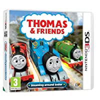 Thomas and Friends - Steaming around Sodor (Nintendo 3DS)