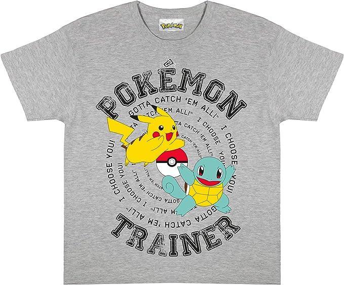 Pokemon Trainer Girls T-Shirt Official Merchandise