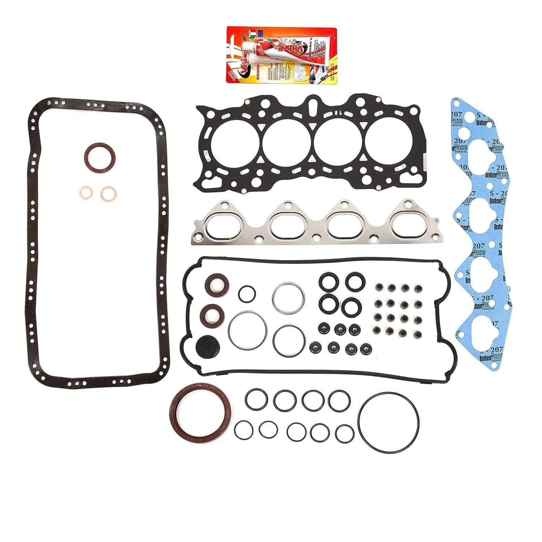97-01 Honda CR-V 2.0 B20B4 B20Z2 DOHC 16V MLS Full Gasket Set Domestic Gaskets