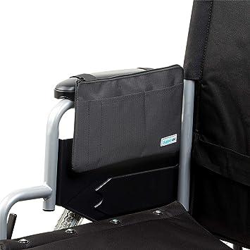 26cf8c1da9ff53 Supportec Rollstuhl-Tasche für die Armlehne  Amazon.de  Küche   Haushalt