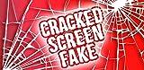 Cracked Screen Fake