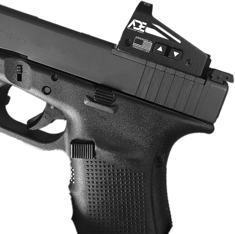 Amazon Com Ade Rd3 012 Osp Red Dot Reflex Sight For Springfield Xdm Xd M Osp Pistol Handgun Sports Outdoors