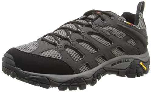 Tex Gore Merrell Moab Waterproof Hiking Men's Shoe tdshrQC