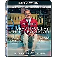 A Beautiful Day In The Neighborhood 4K [Blu-ray]