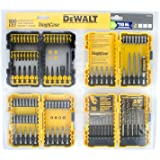 DEWALT 100-piece Combination Impact Screwdriver...