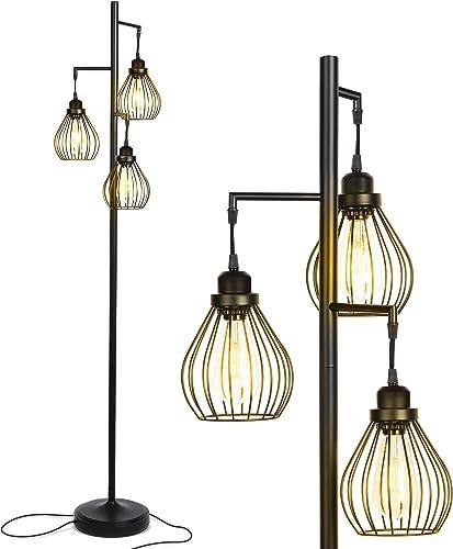 Brightech Teardrop Modern Floor Lamp