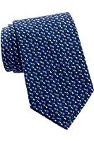 Tommy Hilfiger Vintage Men's Eclectic Neats Silk Tie, OS