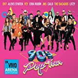 "90's Pop Tour en Vivo Arena Ciudad de Mexico 2CD'S + DVD ""OV7, ALEKS SYNTEK. FEY, ERICK RUBIN, JNS, CALO. THE SECADOS & LITZY""KS SINTE"