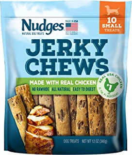 product image for Nudges Jerky Chews