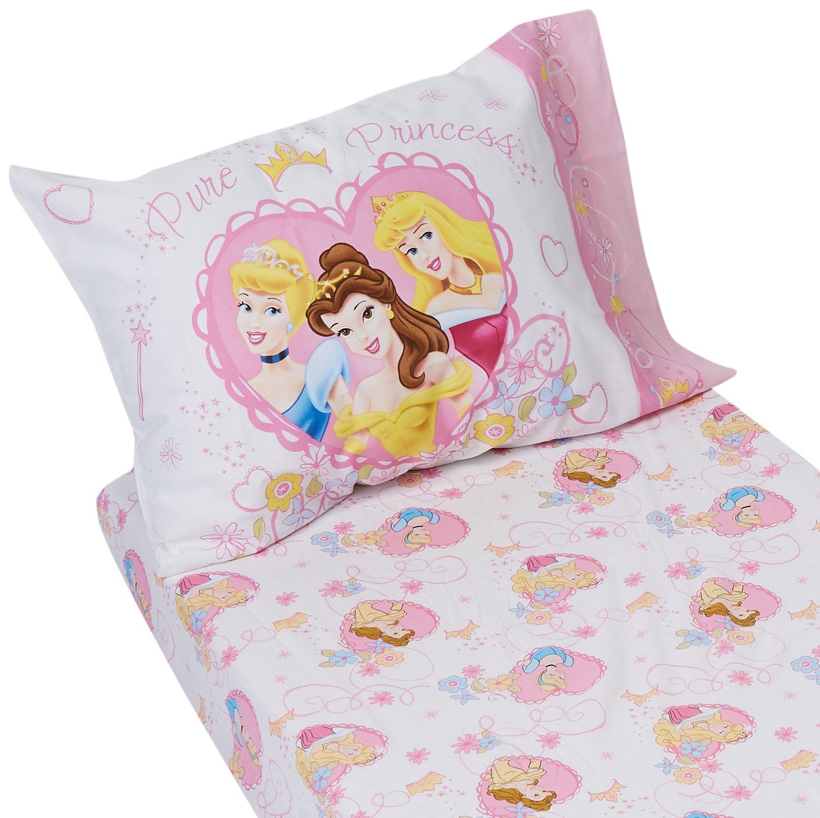 Disney Princess Castle Dreams 2-Piece Sheet Set (Toddler Bed) by Disney
