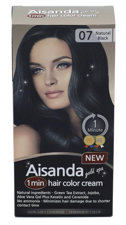 Amazon Aisanda Assanta 1 Minute Hair Color Cream Fast