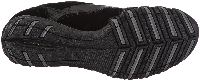 Skechers Speedster (Blk) Nottingham Damen Sneakers Schwarz (Blk) Speedster 826b95