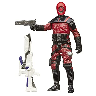 Star Wars The Force Awakens 3.75-Inch Figure Space Mission Guavian Enforcer: Toys & Games