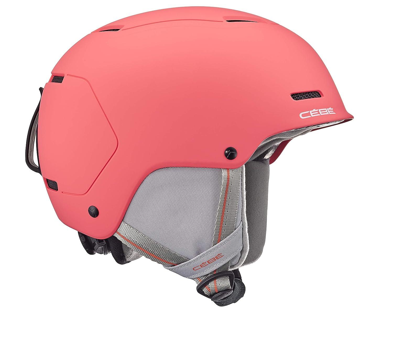C/éb/é Bow Casco da Sci Pink Unisex Bambino 51-53 cm