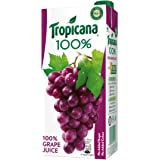 Tropicana Red Grape Juice 100% ,1000ml