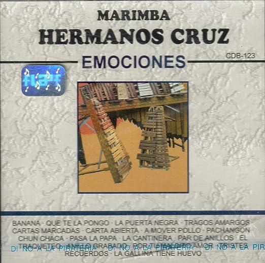 Marimba Hermanos Cruz - Hermanos Cruz, Marimba (Banana ...