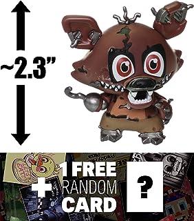Amazon.com: Foxy el pirata W/Freddy (f.y.e exclusiva): Funko ...