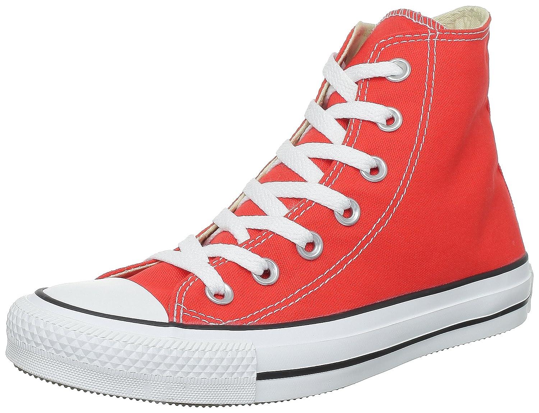 Converse AS Hi Can charcoal 1J793 Unisex-Erwachsene Sneaker  44 EU|Orange