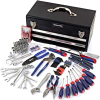 WORKPRO 229-Piece General Household Tool Kit