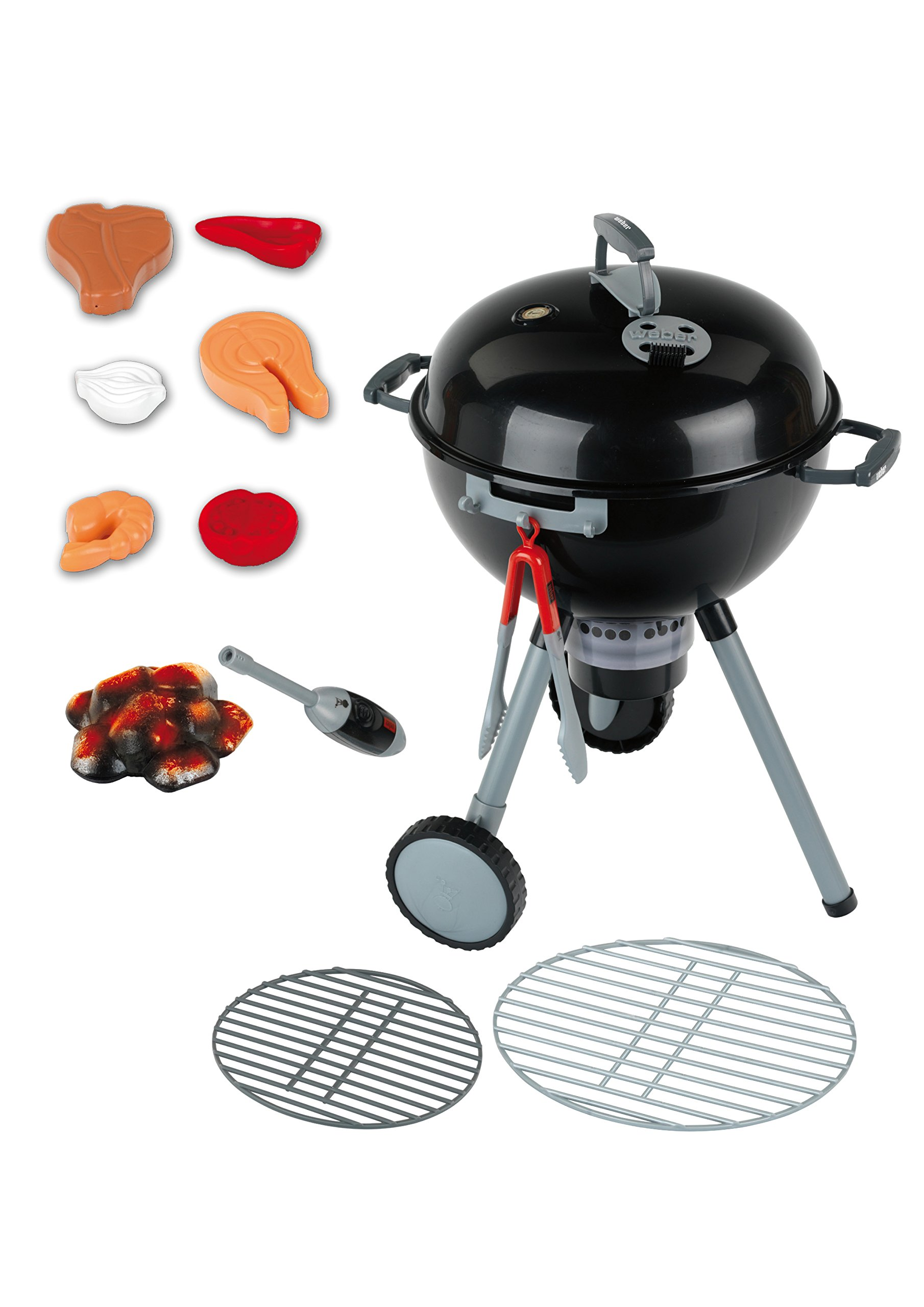Theo Klein Weber Kettle Grill Toy - Mini by Theo Klein