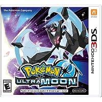 Pokemon Ultra Moon - Nintendo 3DS Ultra Moon Edition