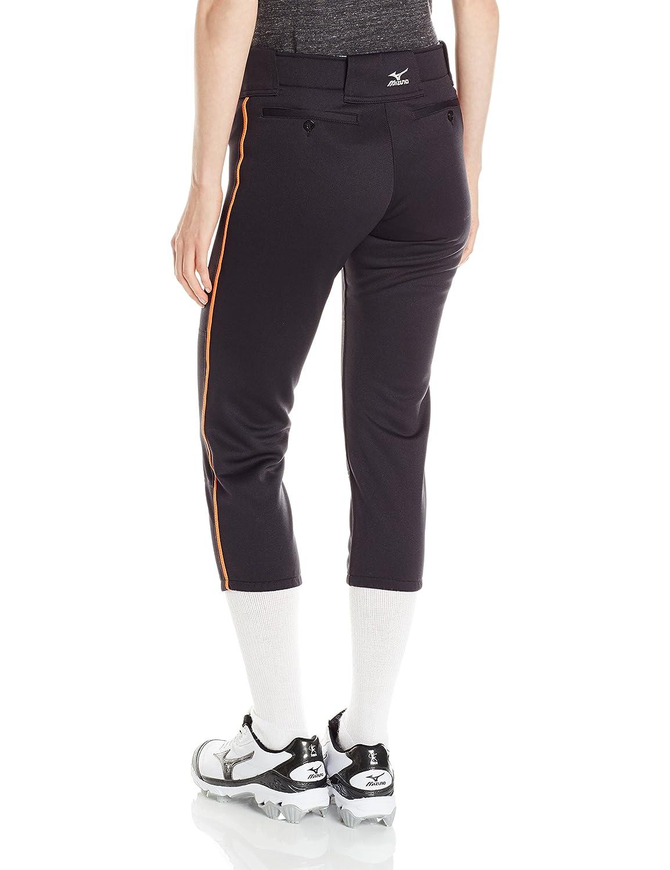 Mizuno Para Mujer De Los Pantalones Grises De Softball JHHtS